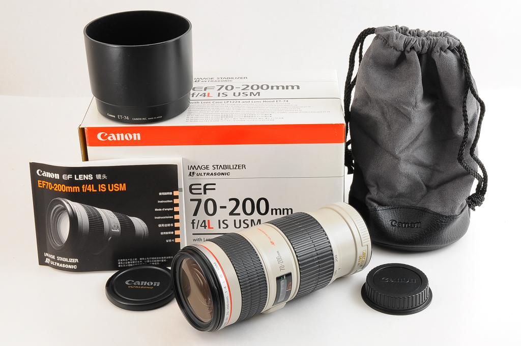 ET74 ET-74 Parasol Cubierta de Lente 67mm para Canon EF 70-200mm f//4L IS USM Reino Unido Stock